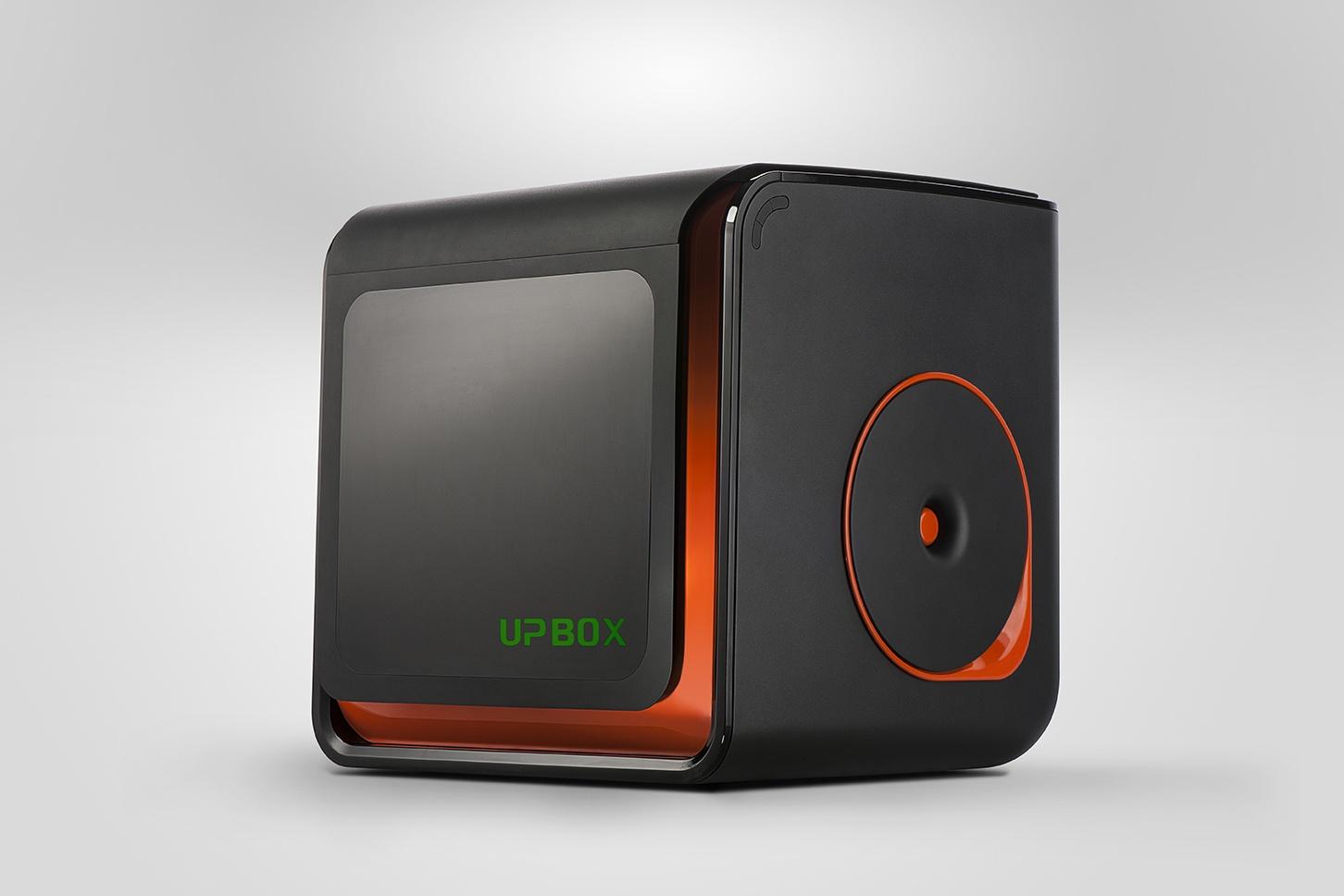 UP BOX 3D Принтер