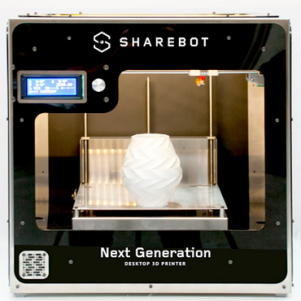 ShareBot (2 экструдера)