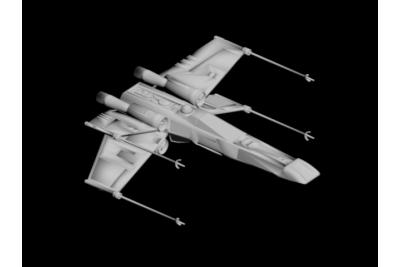 истребитель из Звездных войн